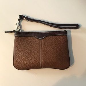 Dooney & Bourke Leather Wristlet